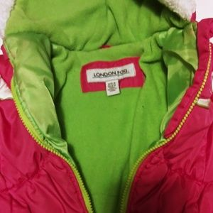 London Fog Jackets & Coats - Girls London Fog Winter Coat